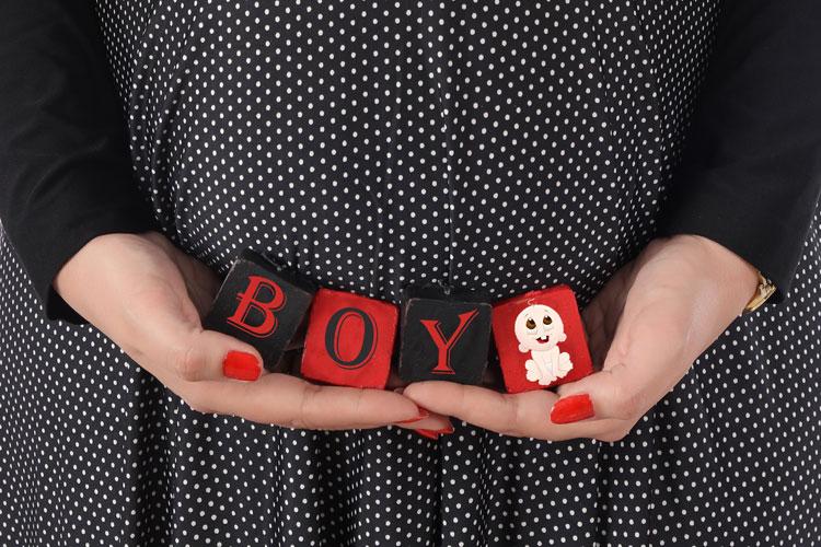 عکس بارداری پسر